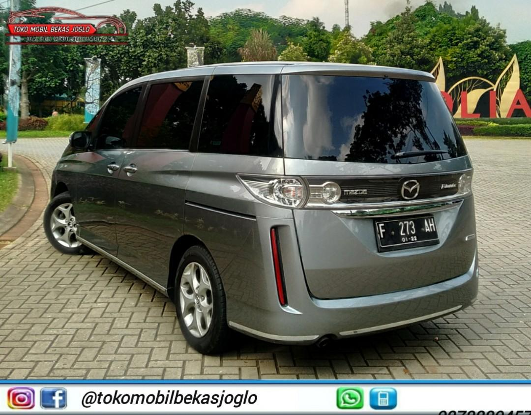 Mazda Biante AT Skyactive 2013 Grey,Kredit 165jt & Cash 185jt