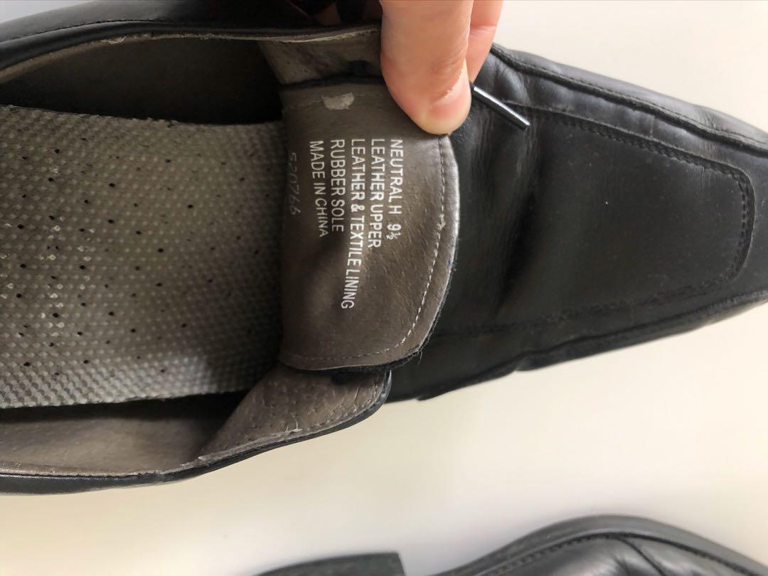 Mens dress shoe 9.5