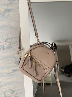 New, Mini Backpack (WhiteFox)