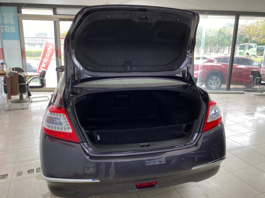 Nissan Teana (J32) 2.5 LD 2012