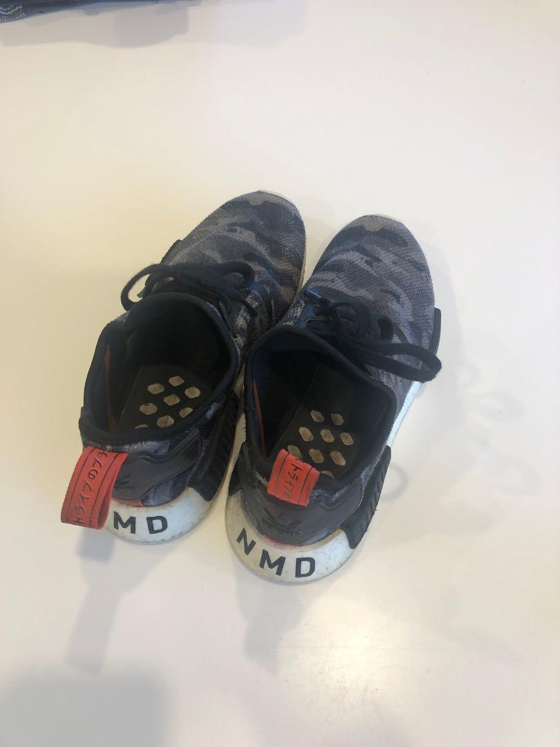 NMD  sneakers size 7