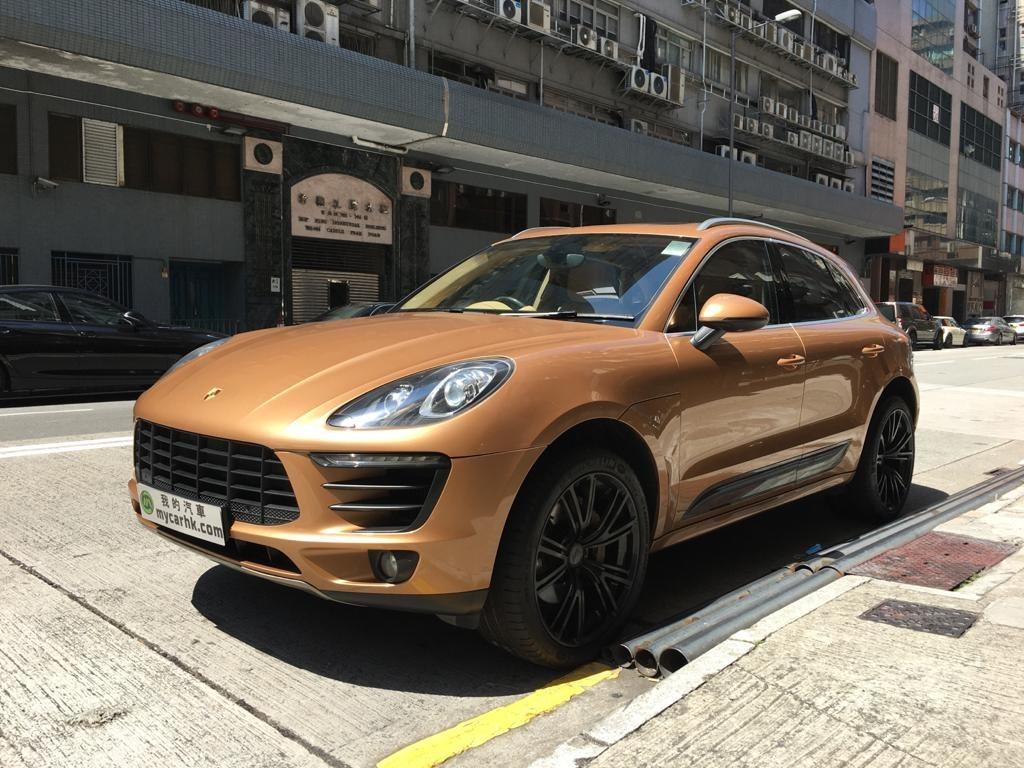 Porsche Macan S Auto