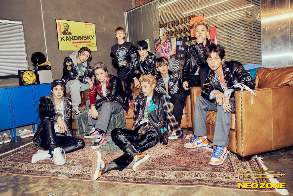 "[PREORDER] NCT 127 REPACKAGE ALBUM VOL. 2 ""NCT #127 NEO ZONE: THE FINAL ROUND"""