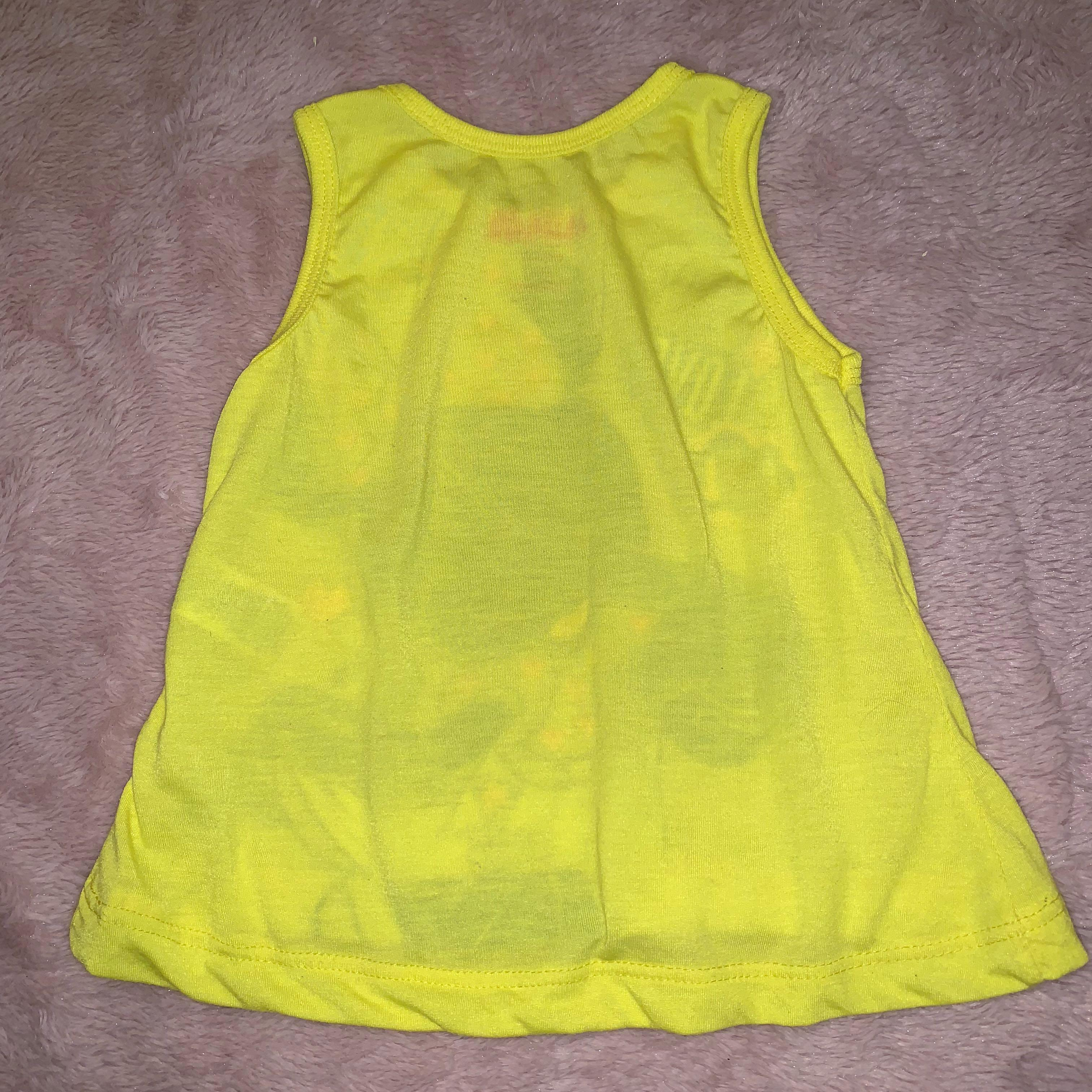 Size 4 Minnie Mouse top