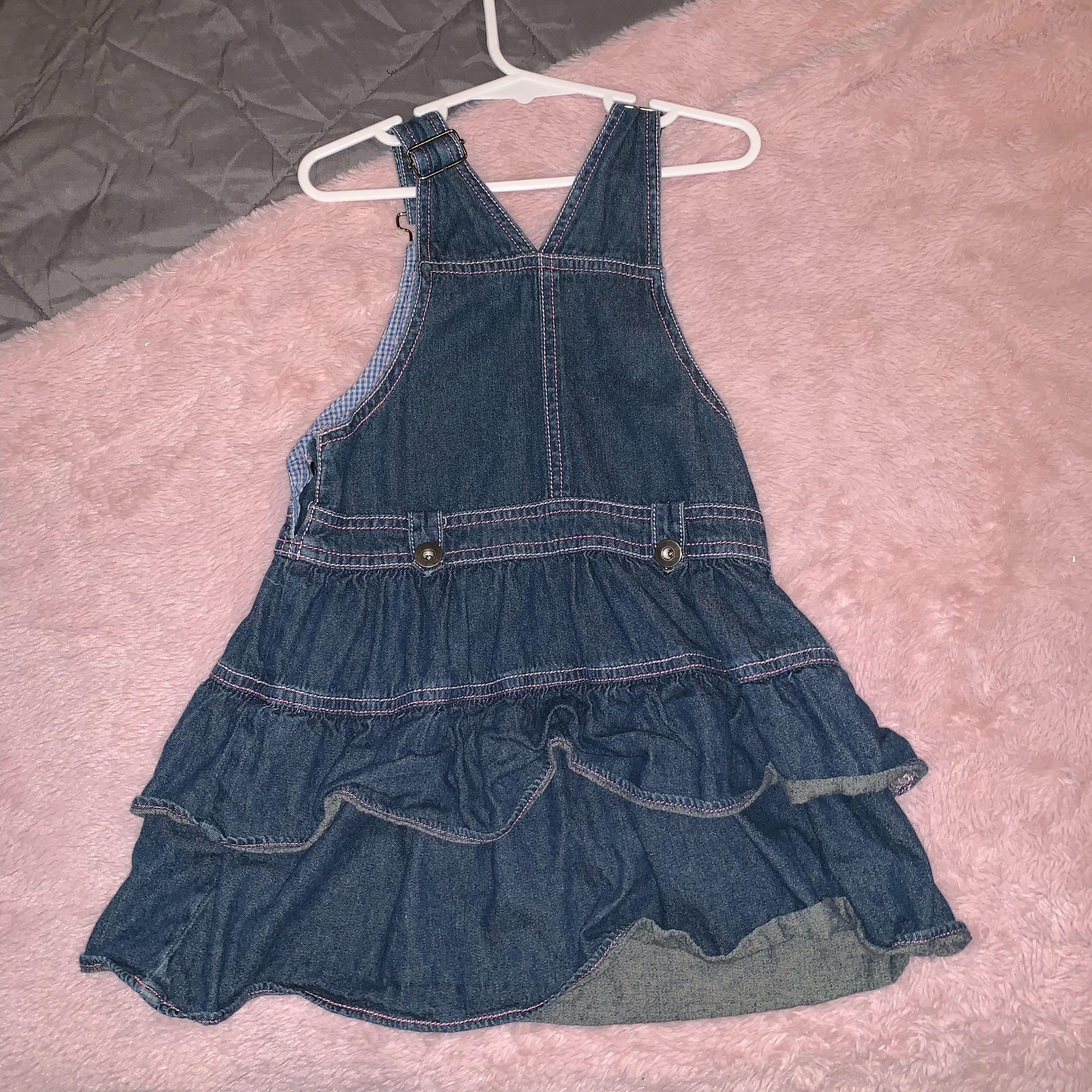 Size 5 denim dress