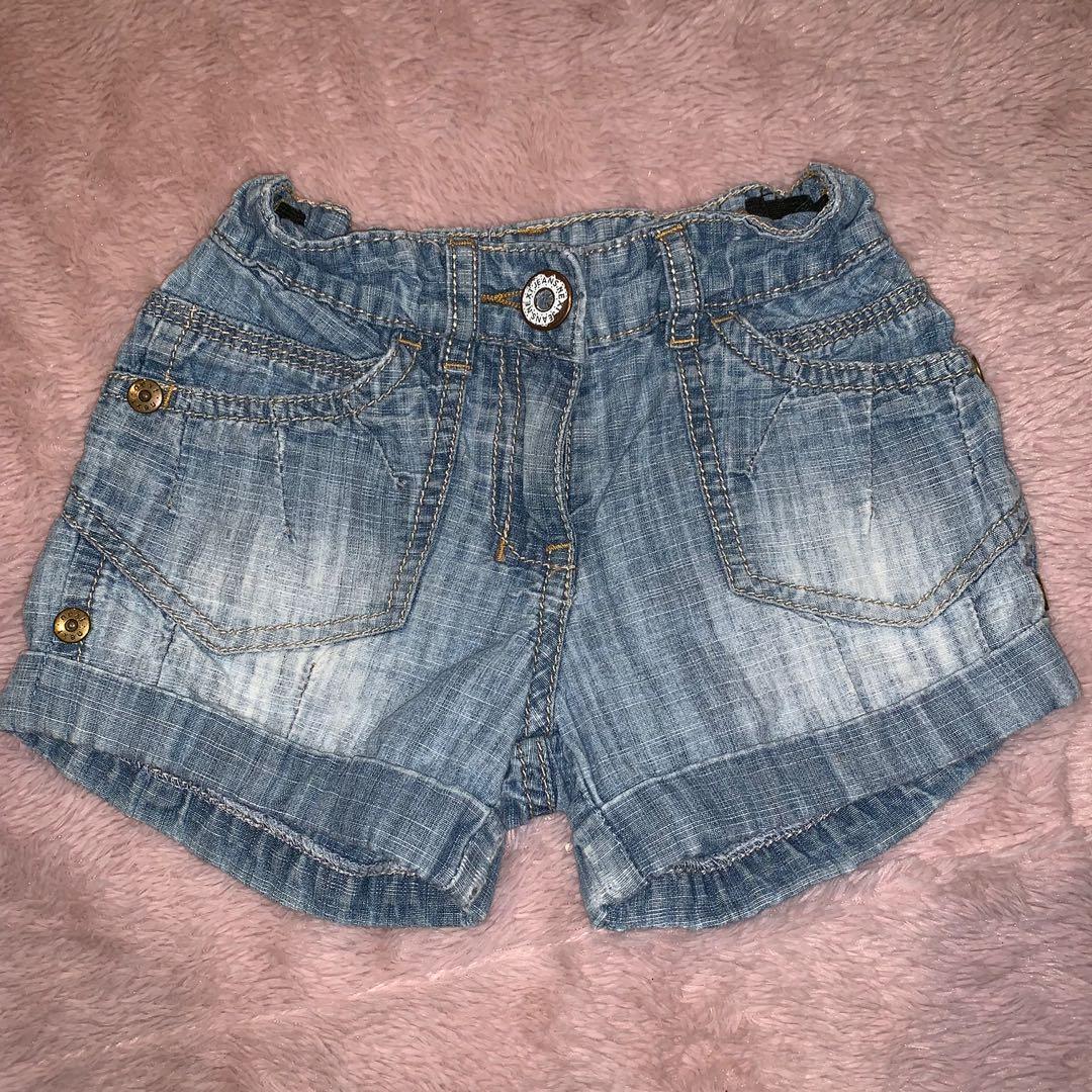 Size 5 denim shorts
