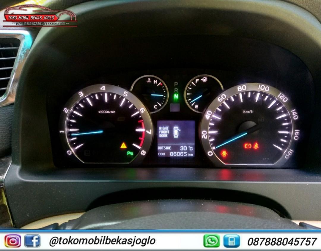 Toyota Alphard G 2.4 AT 2012 ATPM Silver,Kredit 317jt &.Cash 360jt
