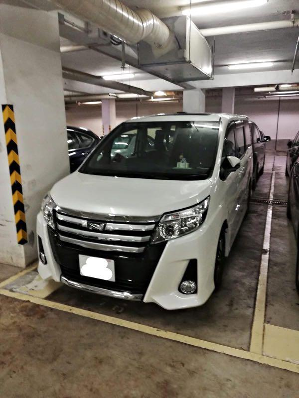 Toyota Noah 2.0 Si 7-Seater (A)