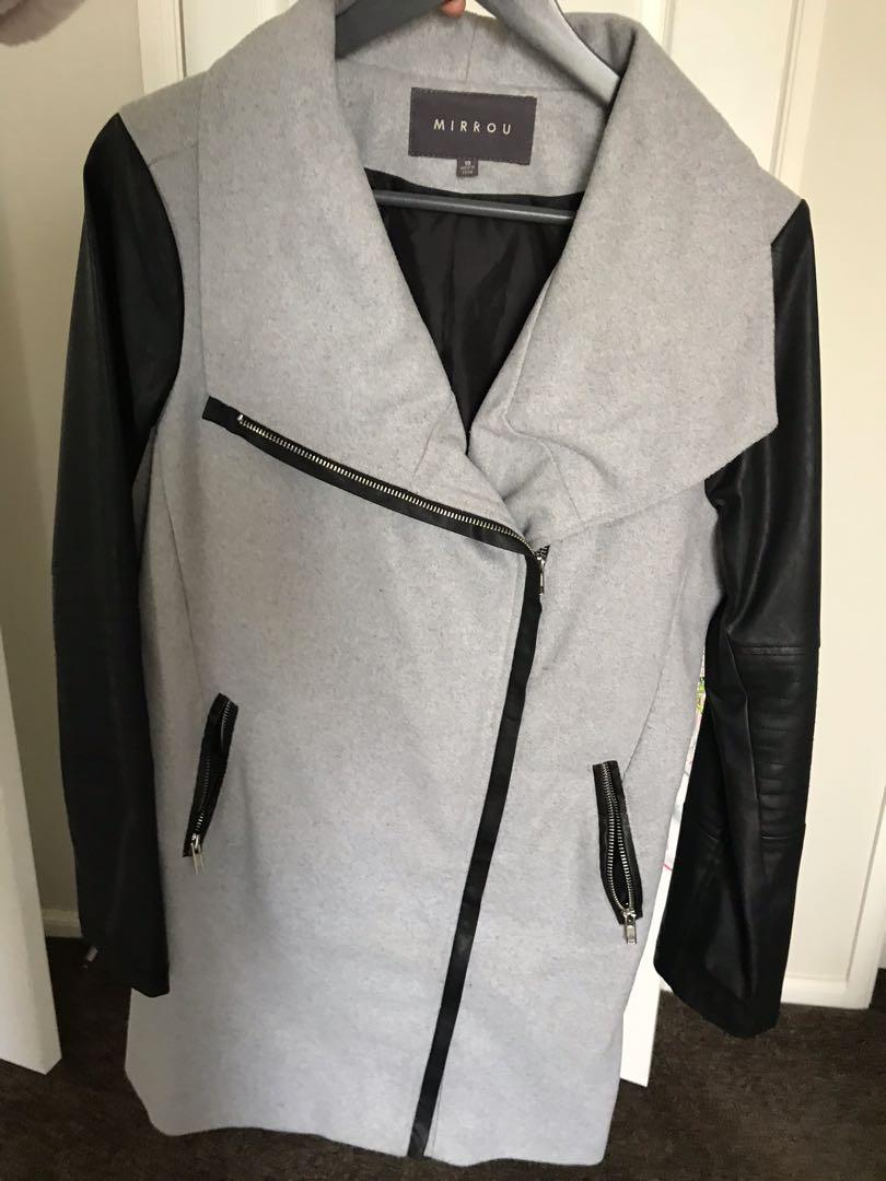 Wrap coat size M from Mirrou