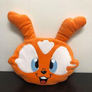 yomiuri giants吉祥物傑比兔熱敷枕頭