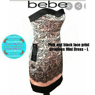Bebe Mini Dress | Cocktail
