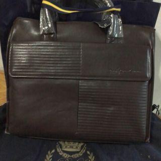 Briefcase Ralph Lauren original