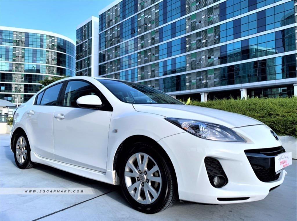 RENTAL - Mazda 3