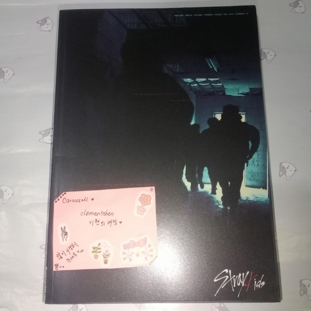 [FREE POSTAGE] STRAY KIDS I AM NOT MINI ALBUM ONLY I.N COVER