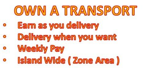Freelance Parcel Driver *Own Vehicle* (Attractive Com)