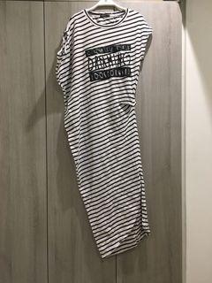 MOMA 美式休閒棉質洋裝
