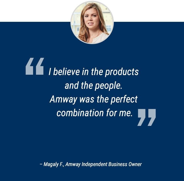 Amway Online Business Opportunity for Passive Income