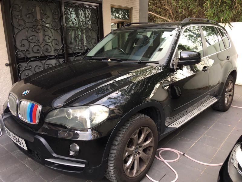BMW X5 4.8 Auto