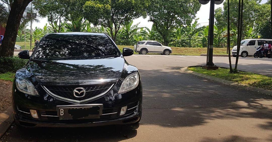 Mazda 6 2.5 2009 Automatic Triptonic 5 Speed Sunroof Black on Grey