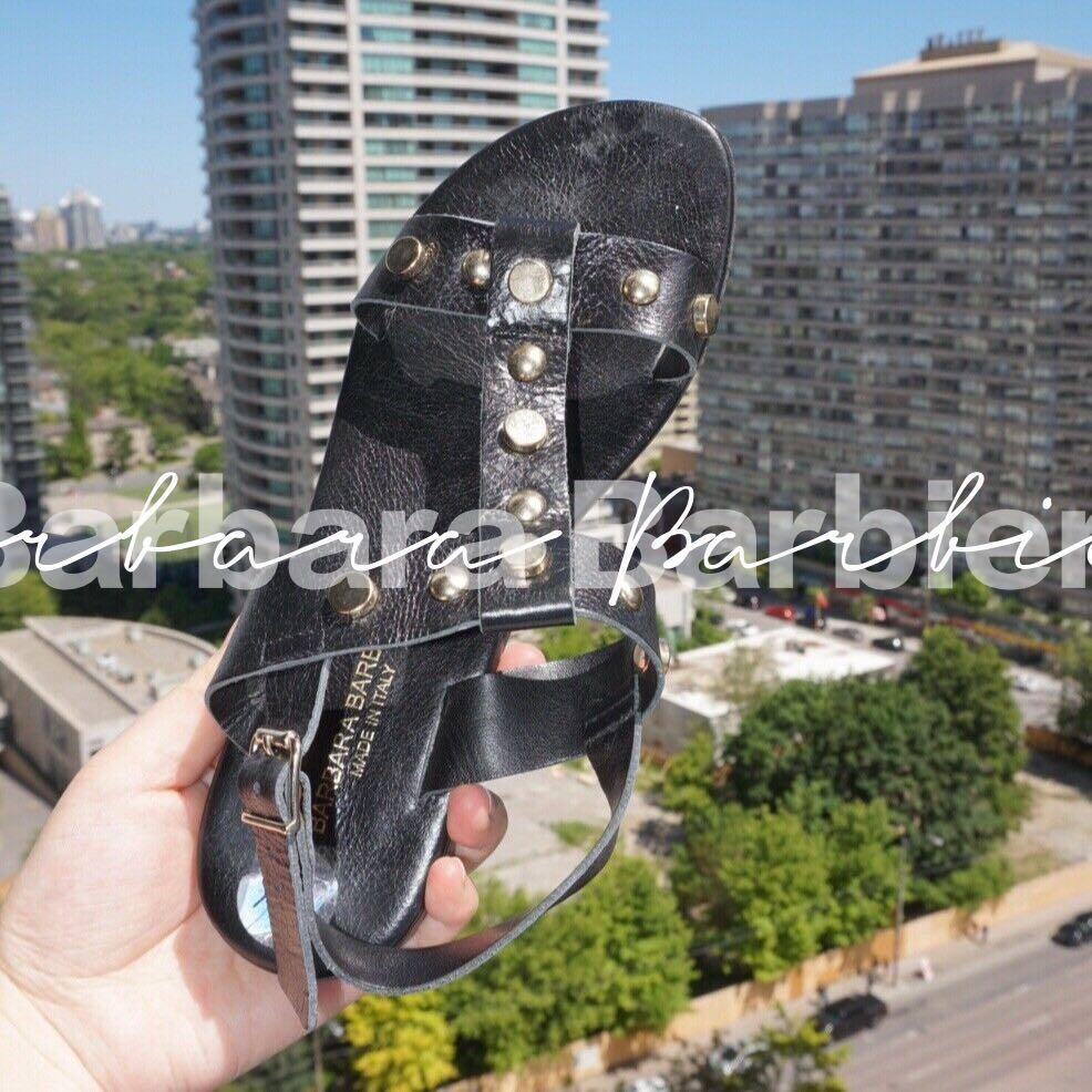 *Perfect Condition* Barbara Barbieri Gladiator Style Sandal Size 7.5
