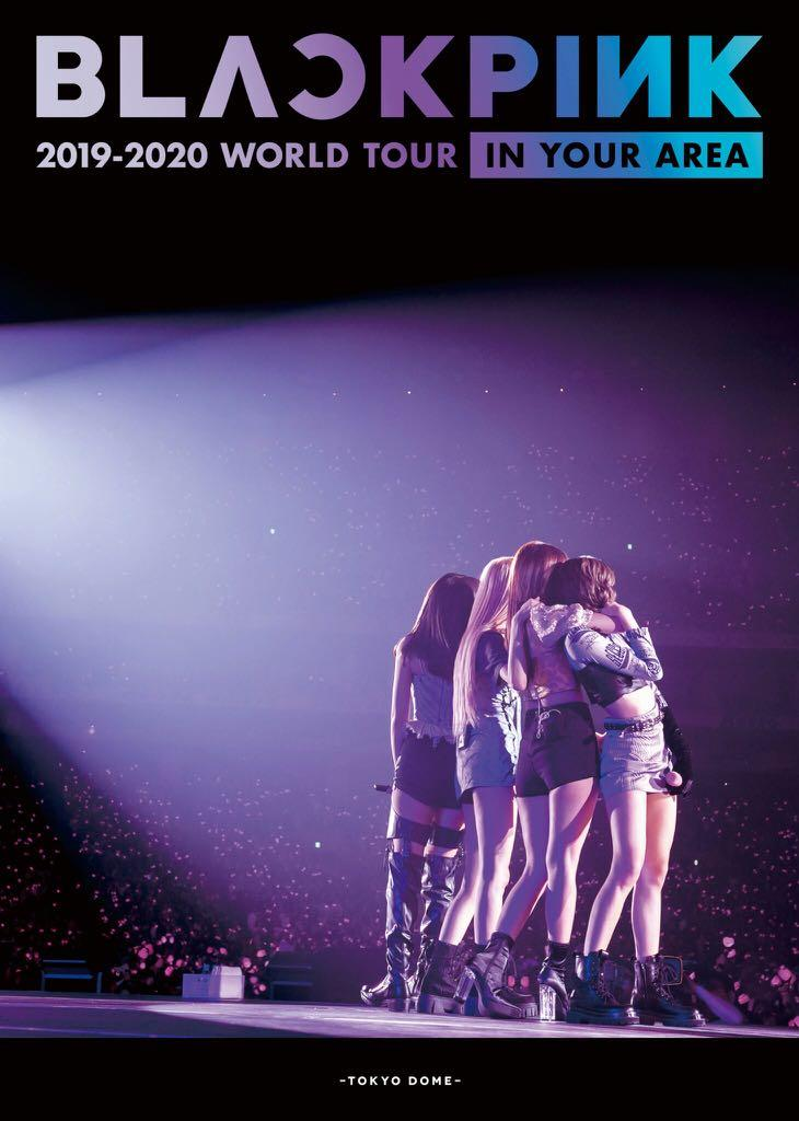 [PRE ORDER] BLACKPINK 2019-2020 WORLD TOUR IN YOUR AREA - TOKYO DOME