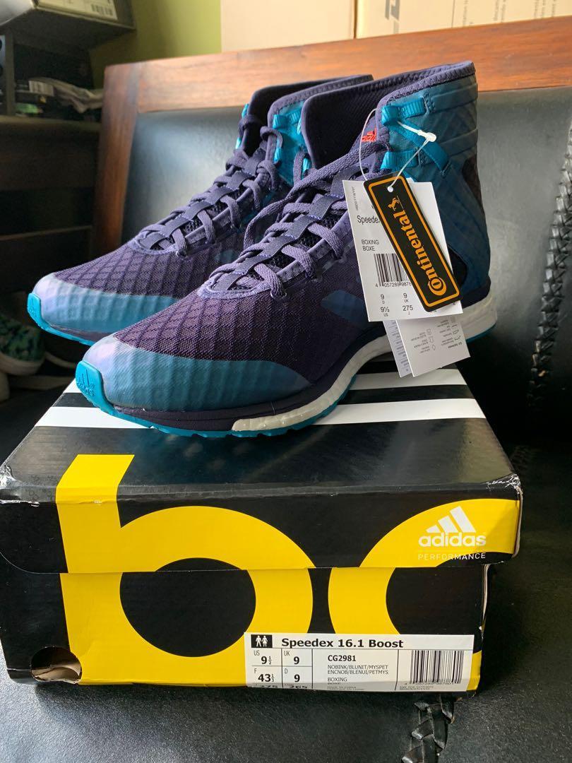adidas speedex 16.1 boxing shoes