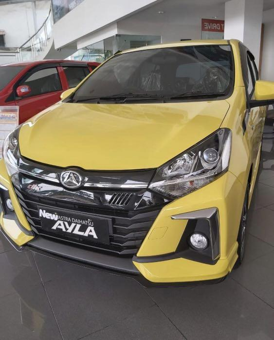 ANGSURAN RINGAN Daihatsu Ayla mulai 2,7 jutaan. Daihatsu Pamulang