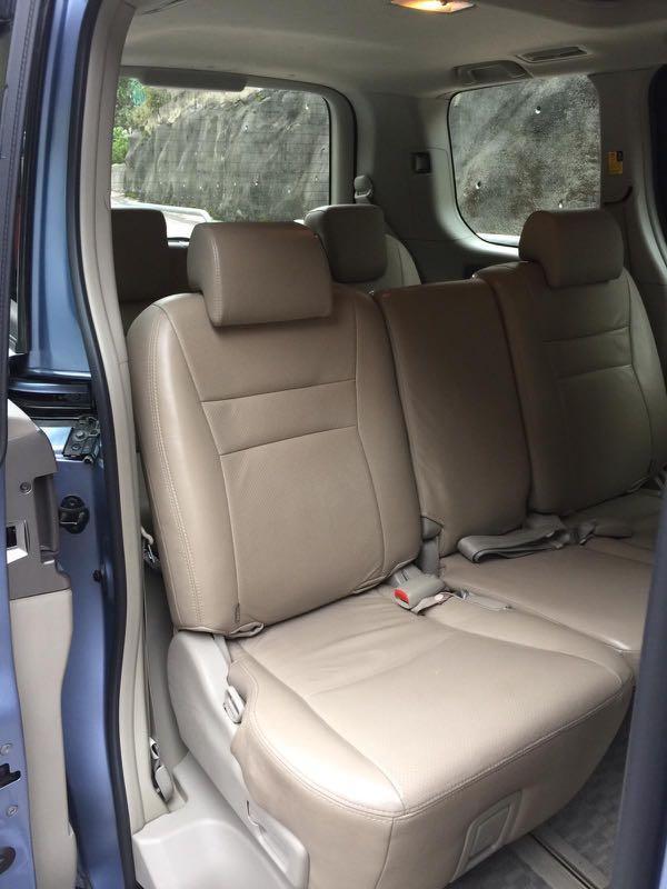 Toyota Noah 2.0 X 8-Seater (A)