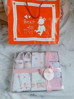 女寶新生兒禮盒