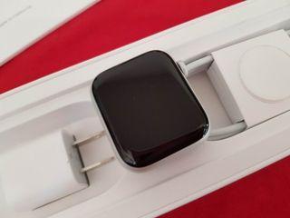 聯翔通訊 Apple Watch S5 44mm 鋁金屬 台灣原廠保固2021/3/17 原廠盒裝 ※換機優先