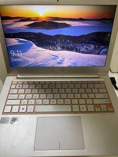 Asus UX31 series ultra slim laptop