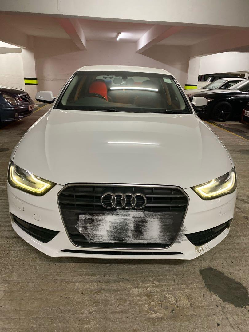 Audi A4 Avant 1.8 Turbo (A)