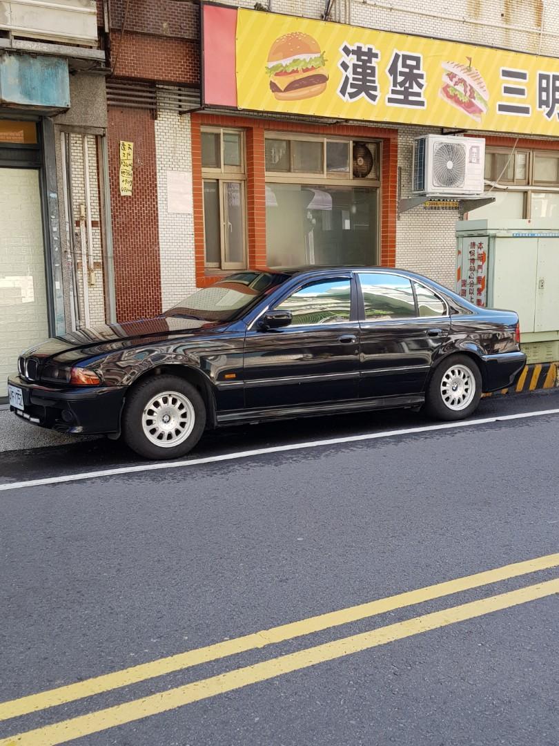 BMW e39 520i 1998年前期
