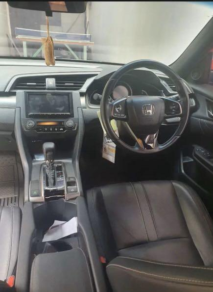 Dijual cepat honda civic hatchback turbo tipe E 1500