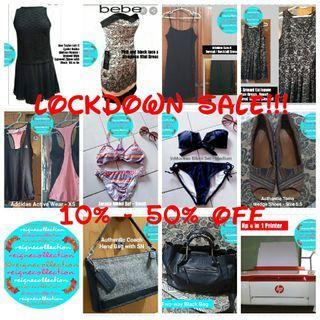 Lockdown Sale!!!