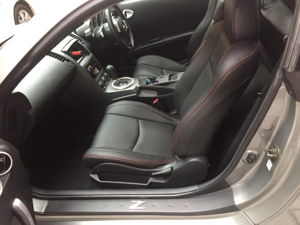 Nissan 350Z (A)