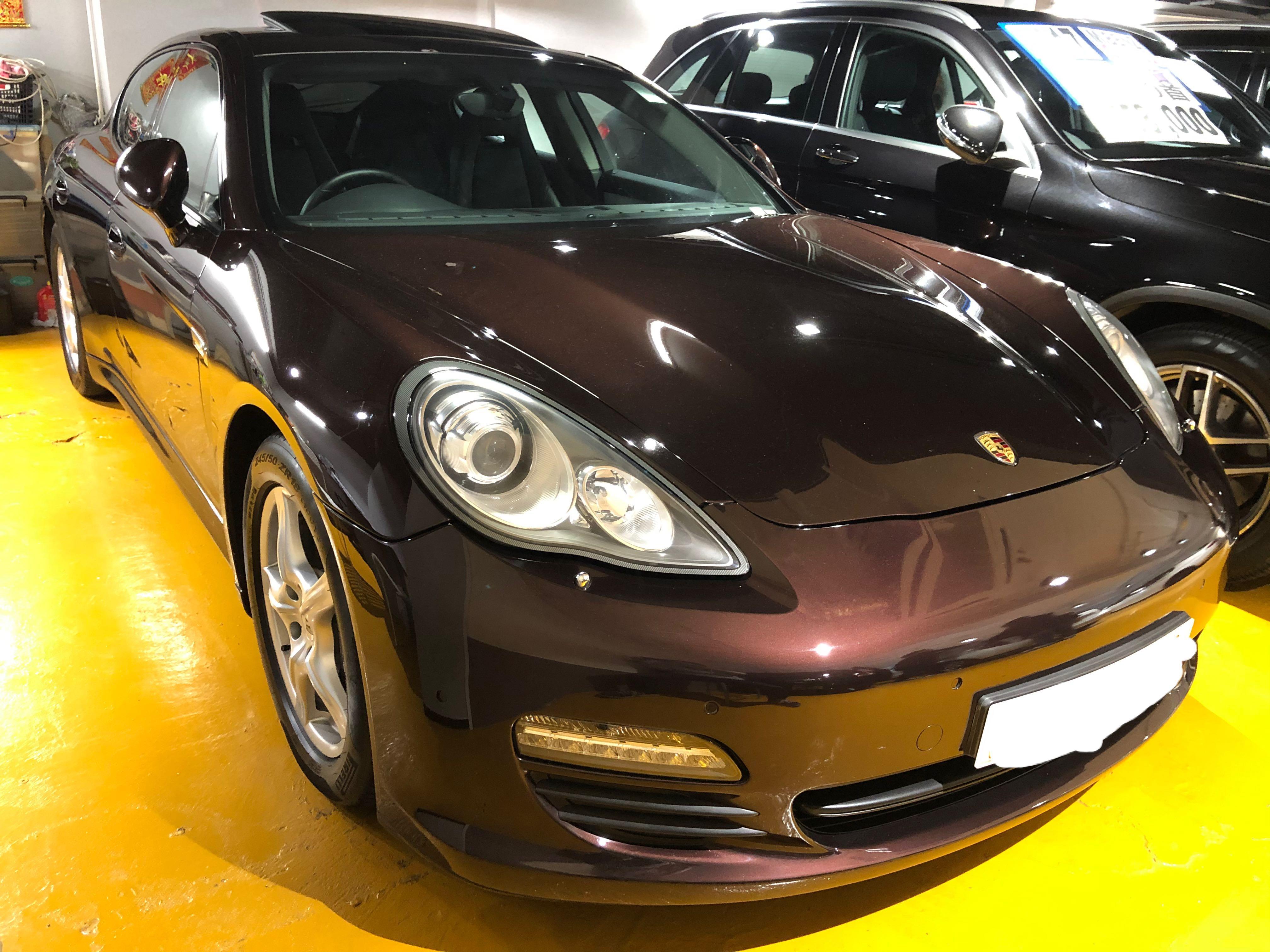 Porsche Panamera Panamera3.6 Auto