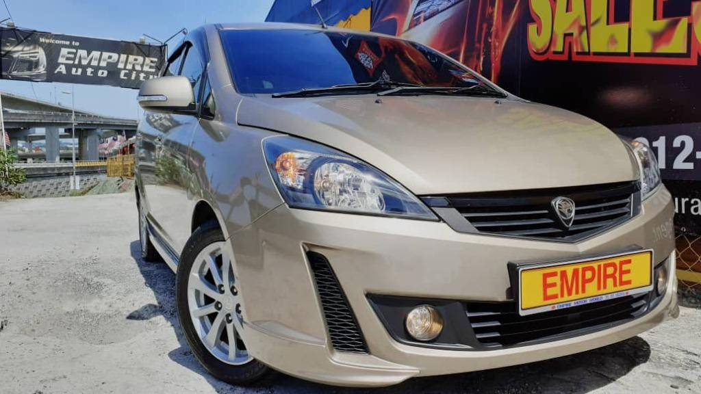 PROTON EXORA BOLD 1.6L (A) PREMIUM EXECUTIVE CVT TURBO !! FULL SERVICE RECORD BY PROTON !! STILL UNDER WARRANTY TILL OCTOBER 2023 !! FULL BODYKIT !! LATEST CURRENT NEW MODEL NEW FACELIFT !! PREMIUM MPV HIGH SPECS !! ( VXX 4795 ) 1 CAREFUL OWNER !!