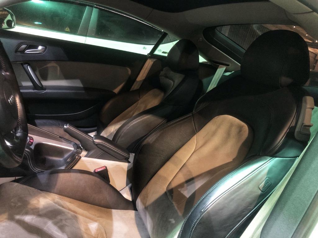 2009 Audi TT 2.0 TFSI 白