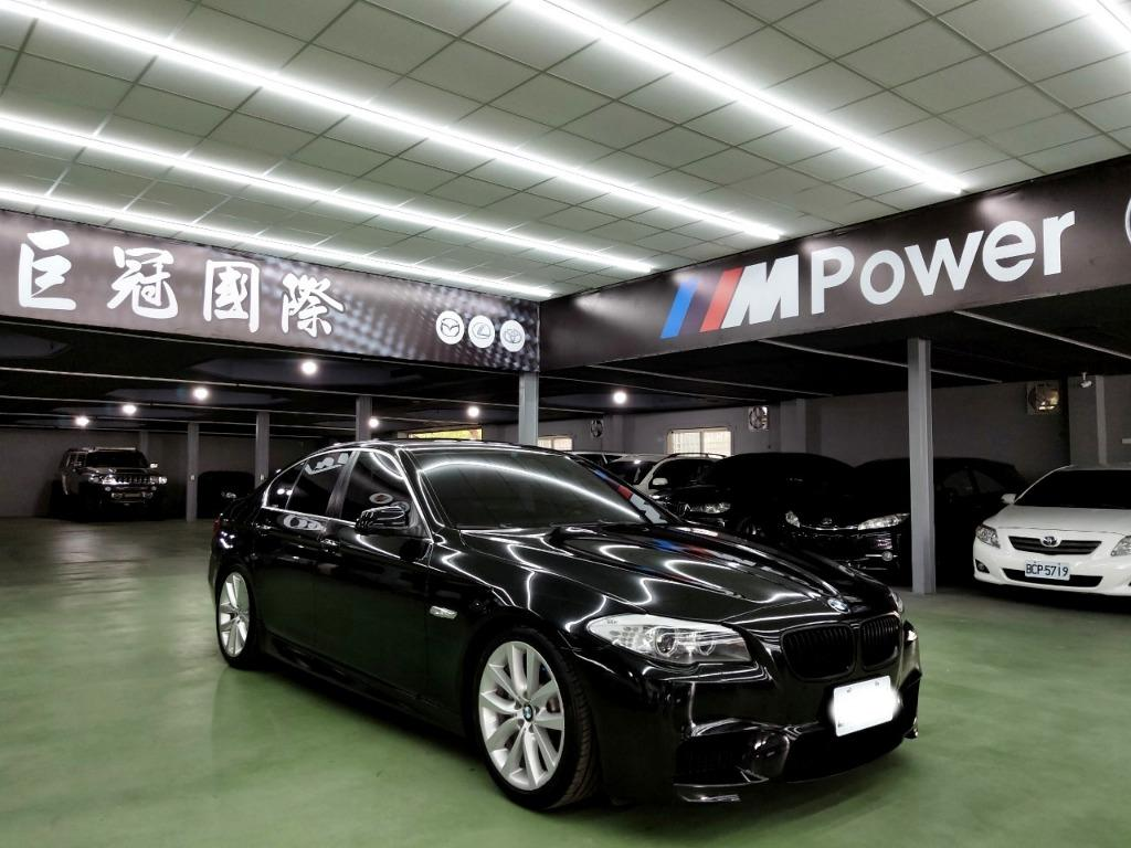 2011年 BMW 520d 店長自用車