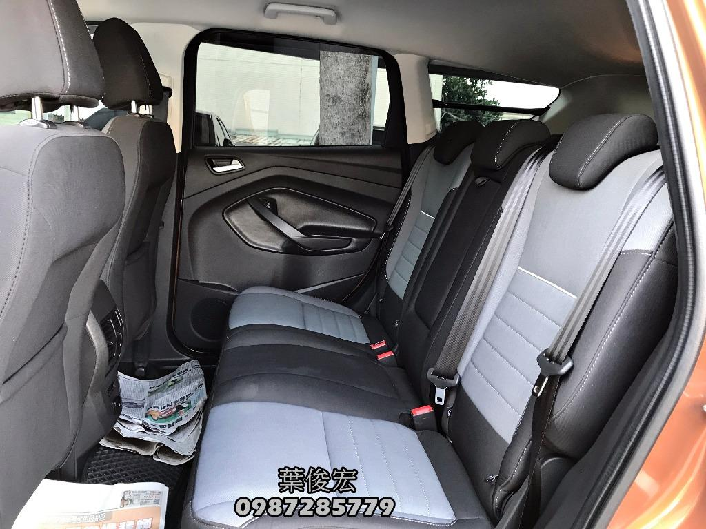 福特原廠認證中古車2018年Ford KUGA 1.5汽油入門款 馬力足 安全佳 原廠認證延長保固