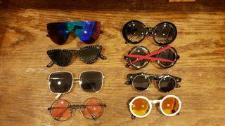 墨鏡控斷捨離/太陽眼鏡墨鏡造型