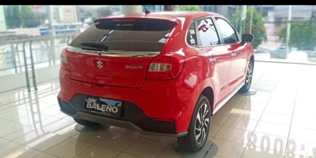 Cuci Gudang Suzuki New Baleno Automatic Cash 205Jt