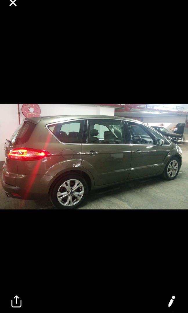 Ford S-Max 2.0 EcoBoost (A)