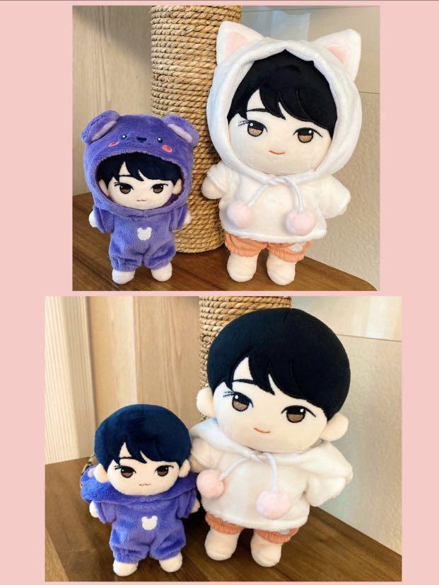 GO | Wonwoo Doll Birthday project by RAFFINE_svtww