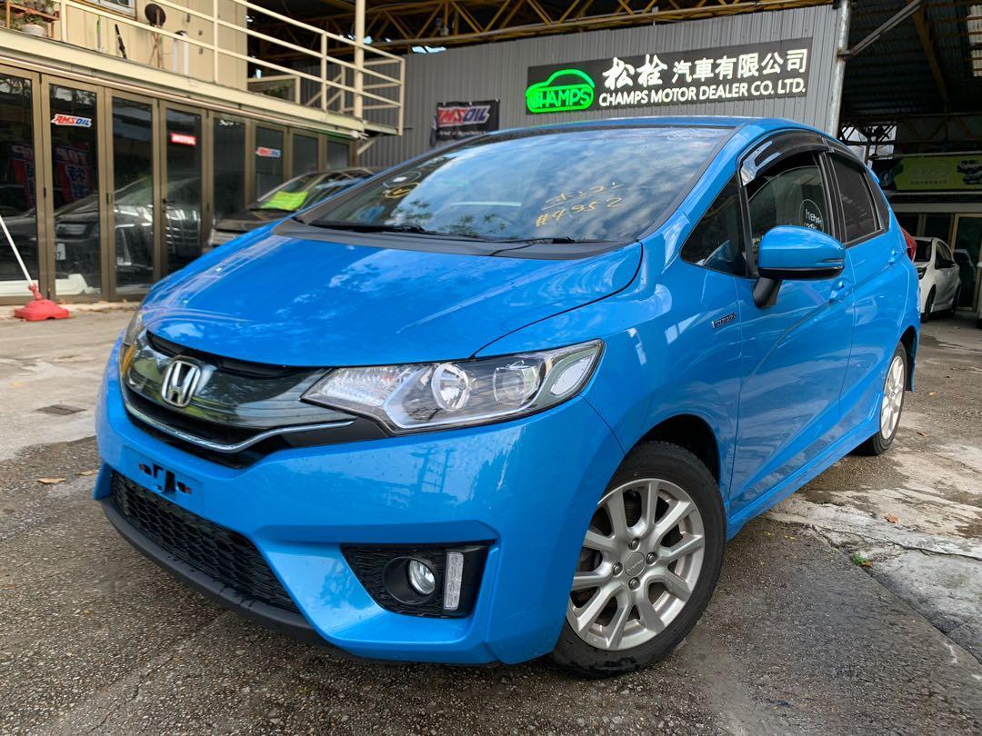 Honda Fit 1.5 S Hybrid (A)