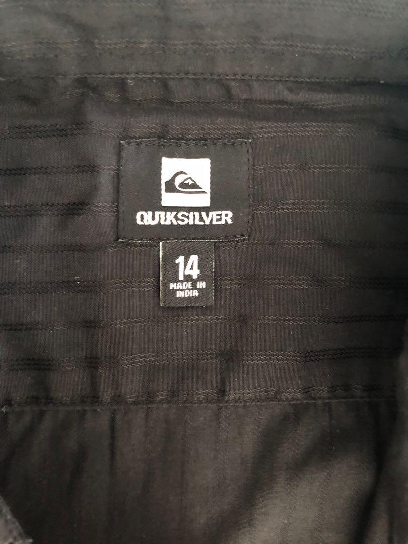 Men's Polo - Quicksilver