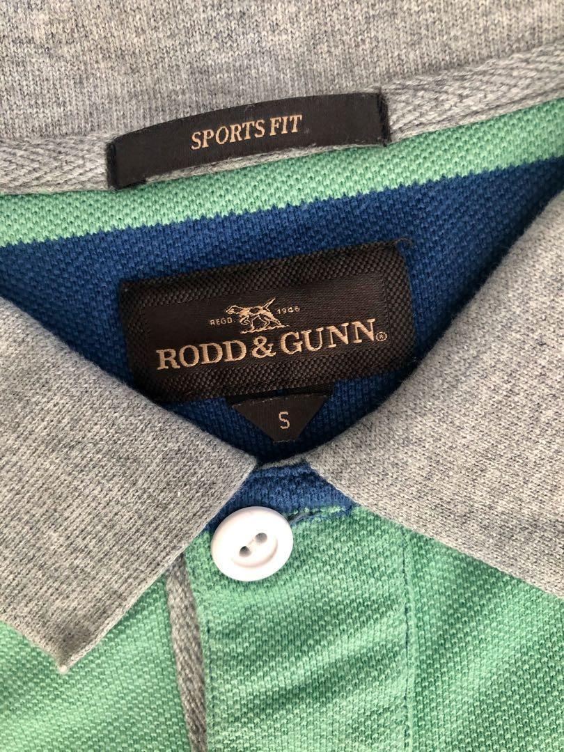 Men's Polo Size Small - Rodd&Gun