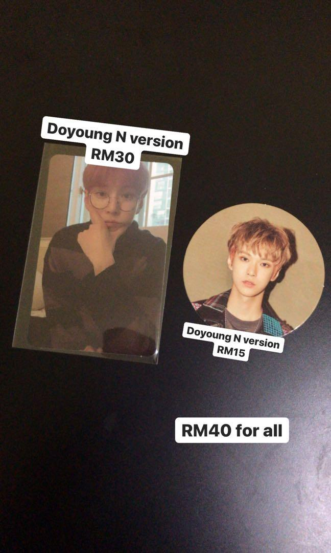 NCT127 NEO ZONE Official Photocards & Circle Cards