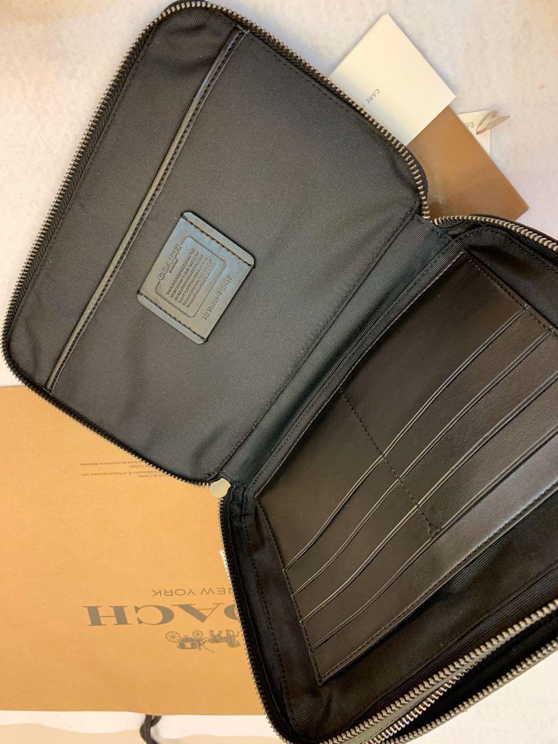 Ready Stock 59117 men clutch wallet purse 👛 money clips raya promotion bjihhhjj